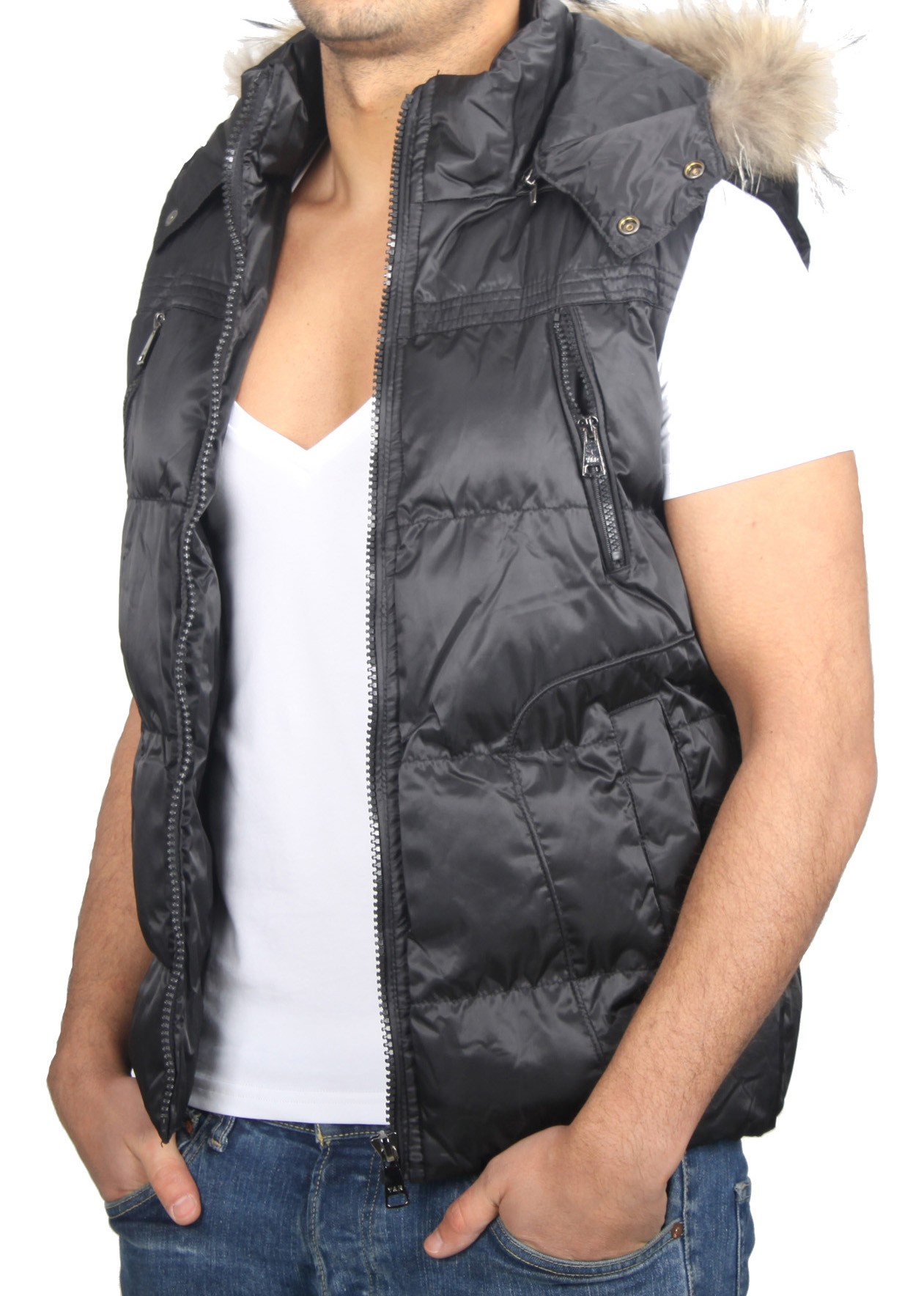 Vesta Barbati Young & Rich Neagra 8985
